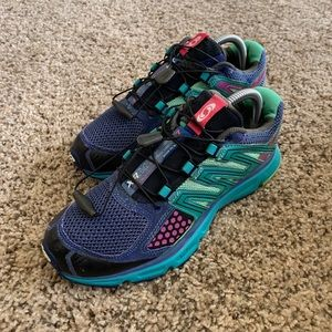 Salomon XR Mission 1 Trail Shoes Women's Size 8